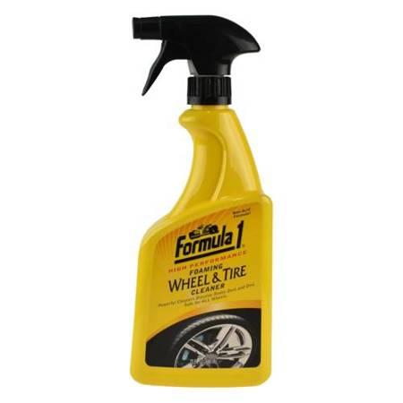Formula 1 Wheel Cleaner - płyn do czyszczenia felg 680ml