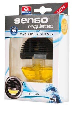 Dr.Markus Senso zapach samochodowy Ocean - zestaw