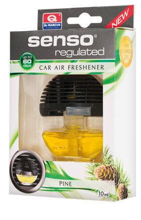 Dr.Markus Senso zapach samochodowy Pine - zestaw