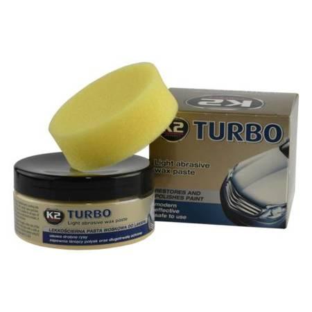 K2 Tempo Turbo pasta lekkościerna z woskiem 230g