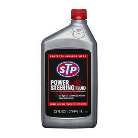 STP Power Steering płyn do układu wspomagania kierownicy 946ml
