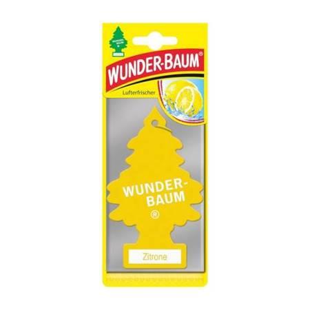 Wunder Baum drzewko zapachowe - Cytryna