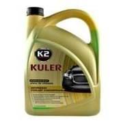 K2 Kuler koncentrat płynu do chłodnic samochodowych Zielony 5L