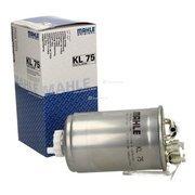 Knecht filtr paliwa KL75 -   VW/Audi Diesel (z podgrzewaczem)