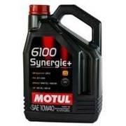 Olej Motul 6100 SYNERGIE+ PLUS 10W/40 5L