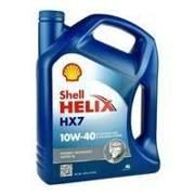 Olej Shell Helix HX7 10W/40 Benzyna 4L