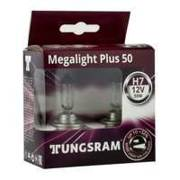 Żarówka H7 Tungsram MegaLight Plus 50% - 2szt