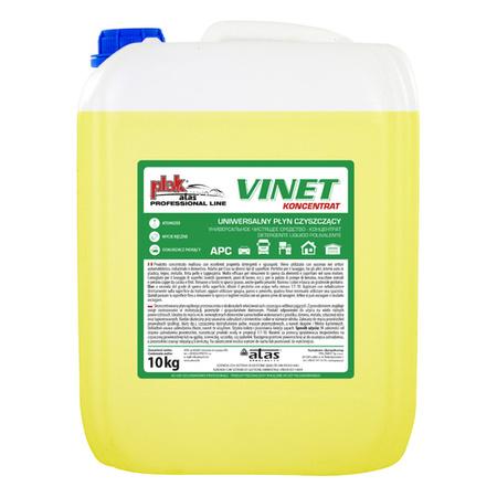 Atas Vinet uniwersalny płyn do czyszczenia plastików 10kg