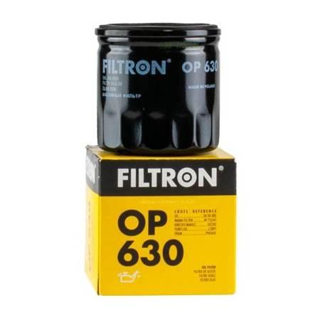 FILTRON filtr oleju OP630 - Opel Astra 1.7D, Astra II 1,7TD SW
