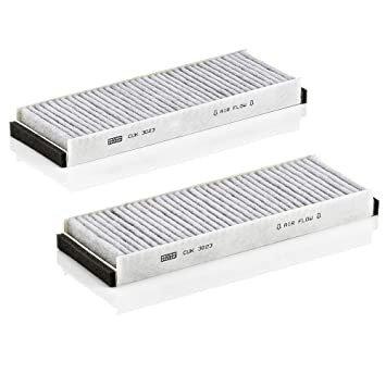 Knecht filtr kabinowy LAK239 -  AUDI 04- (2szt na auto)