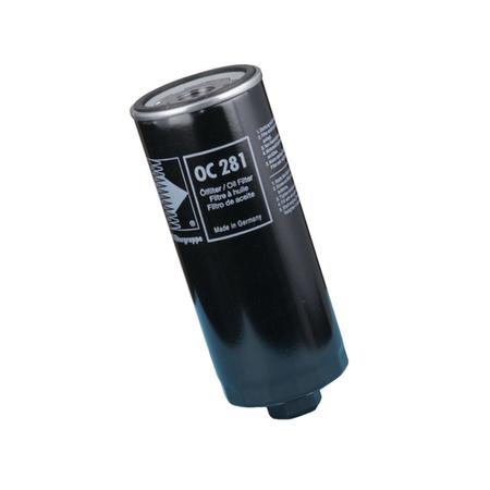 Knecht filtr oleju OC281 - Audi100 S4 4.2i V8 93