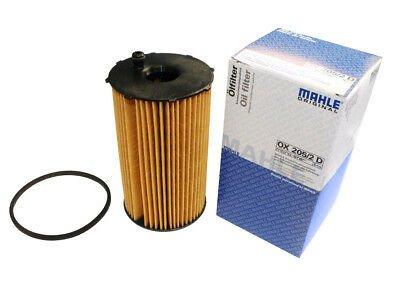 Knecht filtr oleju OX205/2D ECO - Peugeot 407/607 2.7HDI V6 04-