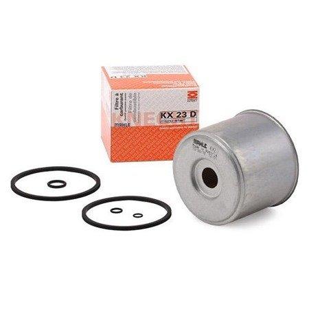 Knecht filtr paliwa KX23 -  VW 1.6D, Ford/Fiat (pompa CAF)