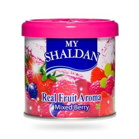 MY SHALDAN  Berry owoce leśne - odświeżacze powietrza w żelu