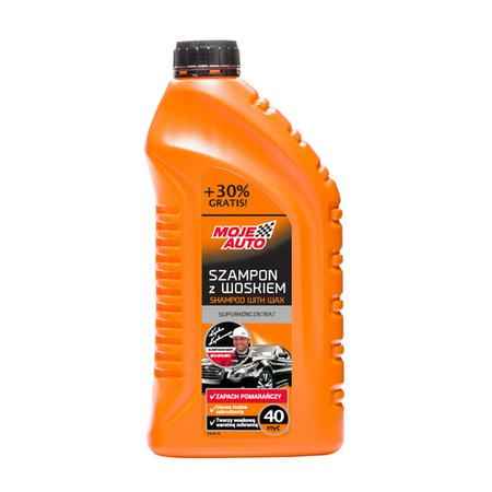 Moje Auto szampon samochodowy z woskiem 1,3L