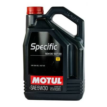 Motul Specific 504.00 507.00  - 5W/30  5l
