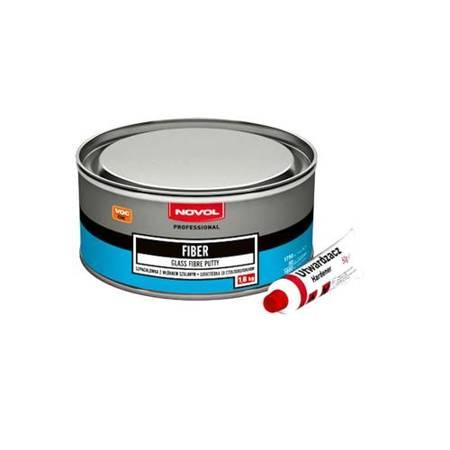 Novol Fiber szpachlówka z włóknem szklanym 1,8kg