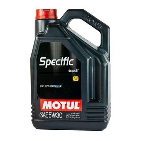 Olej silnikowy Motul Specific Dexos2 5W/30 5L