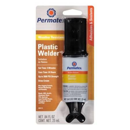 Permatex klej epoksydowy do spawania plastiku 25ml