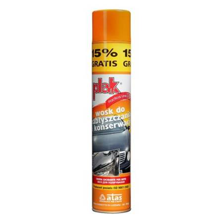 Plak Practical Line wosk do nabłyszczania w sprayu 500ml