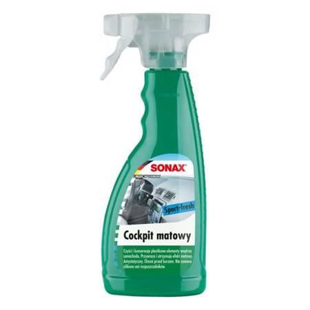 Sonax Kokpit matowy - atomizer Sport Fresh 500ml